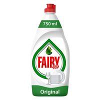 Fairy Original Hand Dishwashing 750ml