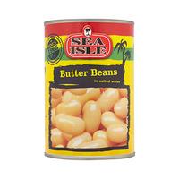 Sea Isle Butter Beans 400GR