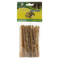 Creature's Oasis Dog Chew Twisted Rawhide 105g