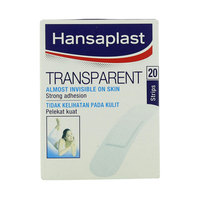 Hansaplast Transparent 20 Strips