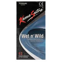 Kama Sutra Wet and Wild Pack of 12