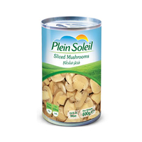 Plein Soleil Mushrooms Sliced Canned 400GR