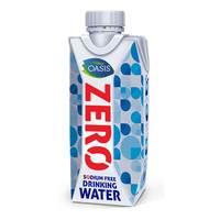 Oasis Tetra Zero Drinking Water 330ml