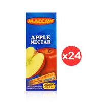 Maccaw Juice Assorted 200ML X24