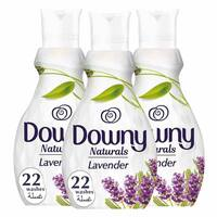 Downy Naturals Concentrate Fabric Softener Lavender Scent 880mlX3