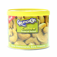 Crunchos Fried and Salted Cashew 100g
