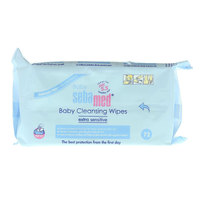 Sebamed Extra Sensitive Baby Cleaning Wipes 72 Counts