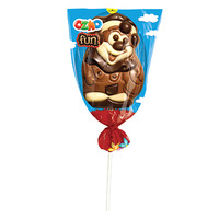 Solen Ozmo Fun Chocolate Flavour Lollipop 23g