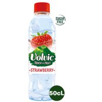 Volvic touch of fruit strawberry water 500ml