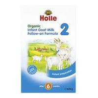 Holle Organic Infant Goat Milk Follow-On Formula 2 400g
