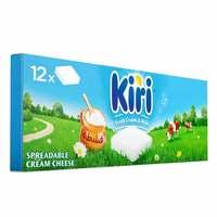 Kiri Spreadable Cream Cheese Squares 12 Portions 216g