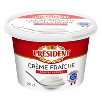 President  Fresh Cream 200ml
