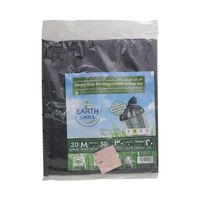 Earth Choice Heavy Duty Bio-Degradable Garbage Bags Medium 20Bags