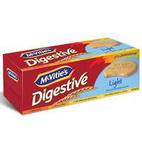 McVitie's Digestive light Biscuits 400g