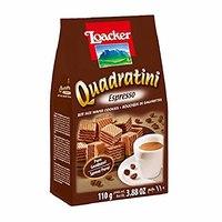 Buy Loacker Quadratini Mini Wafer With Cocoa Cream 125 Gm Online Shop Food Cupboard On Carrefour Egypt