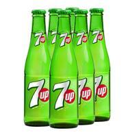 7up bottle 250 ml x 6