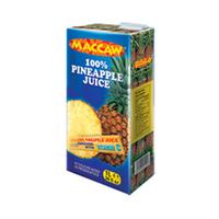 Maccaw Juice Pineapple Carton 1L
