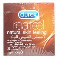 Durex Real Feel Condom 3 Piece
