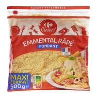 Carrefour french grated emmental 500 g