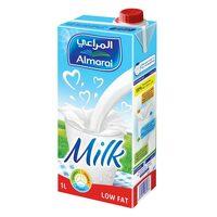 Almarai Low Fat Milk 1L x Pack of 4