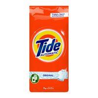 Tide automatic detergen powder low foam original scent 7 Kg