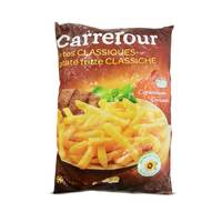 Carrefour french fries 2.5 Kg