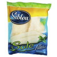 Siblou Sole Fillets 500g