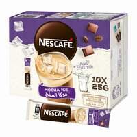 Nescafe mocha ice 25 g × 10