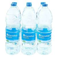 Carrefour Drinking Water 1.5L x Pack of 6