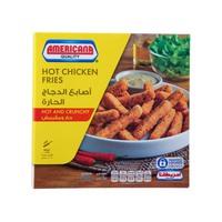Americana Quality Hot Chicken Fries 400g