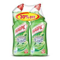 Harpic toilet cleaner pine 750 ml x 2 - 30%