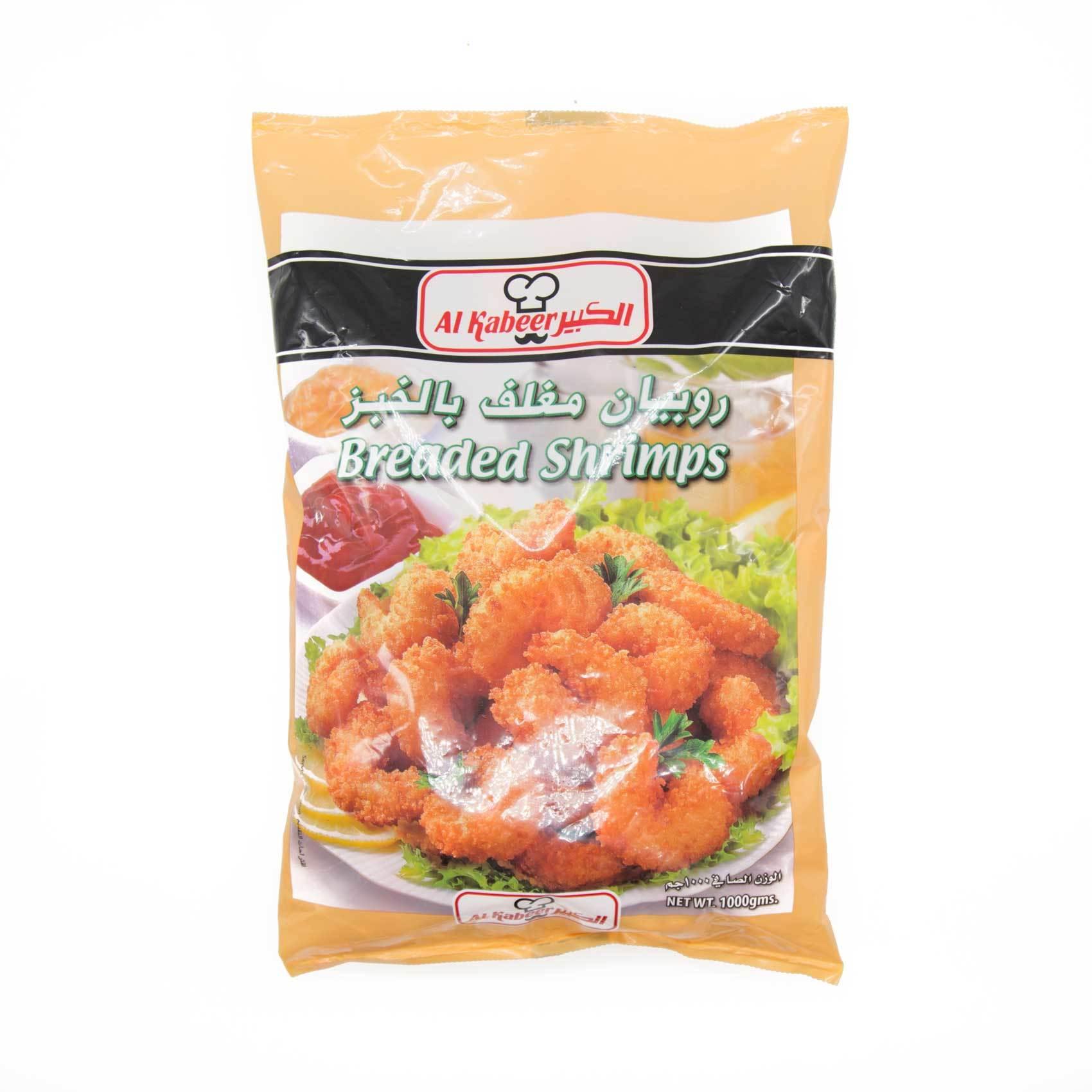 Buy Al Kabeer Breaded Shrimps 1 Kg Online Shop Frozen Food On Carrefour Saudi Arabia
