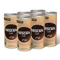Nescafe latte Ice Coffee 240ml x Pack of 6