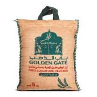 Golden gate white basmati rice 5 kg