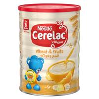 Nestle Cerelac Wheat and Fruit Infant Cereal 1kg