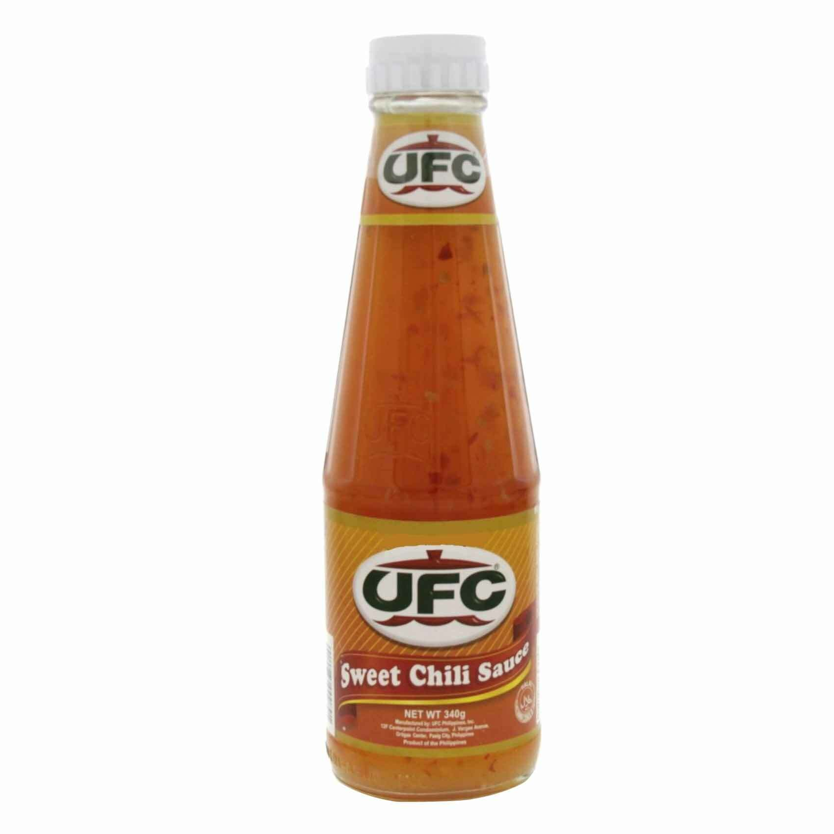 Buy Ufc Sweet Chili Sauce 340g Online Shop Food Cupboard On Carrefour Uae