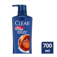 Clear men hair fall defense 700 ml