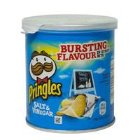 Pringles Salt & Vinegar Flavour Snack 40g