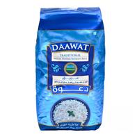 Daawat Traditional White Indian Basmati Rice 2kg