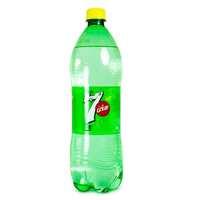 7UP Carbonated Soft Drink Plastic Bottle 1.125L