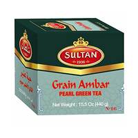 Sultan Grain Amber Pearl Green Tea 440g