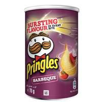 Pringles Texas Barbeque Sauce Snacks 70g