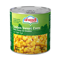 Al Wadi Al Akhdar Corn Whole 340GR