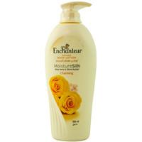 Enchanteur Perfumed Moisture Silk Charming Body Lotion 500ml