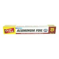 Glad Aluminum Foil 25 Sq.Ft
