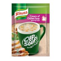 Knorr Cup-A-Soup Cream of Chicken 18g