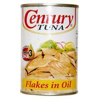 Century Tuna Flakes Vegitable Oil 420g