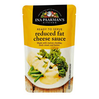 Ina Paarman's Kitchen Fat Reduced Cheese Sauce 200ml