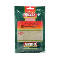Abido Black Pepper Grinded 50GR