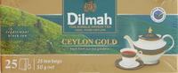 Dilmah Ceylon Gold Tea 25 Tea Bags